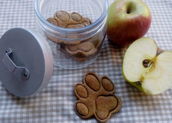 biscotti mela e cocco