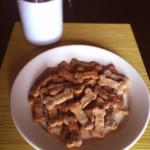 ricetta biscotti mela cocco per cani