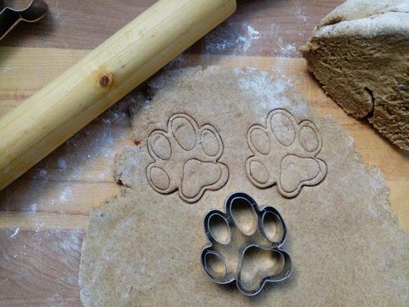 biscotti mela e cocco preparazione