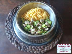 riso alla curcuma tacchino zucchine