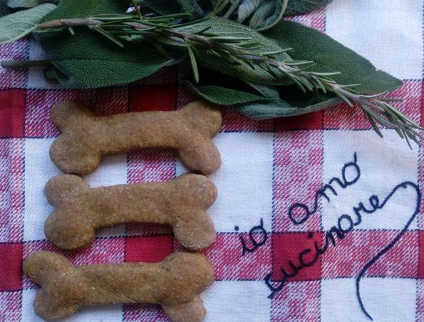 biscotti di segale al fegato
