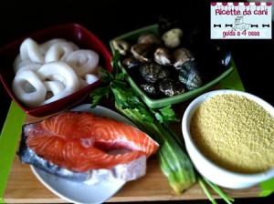 cous cous pesce ricette da cani