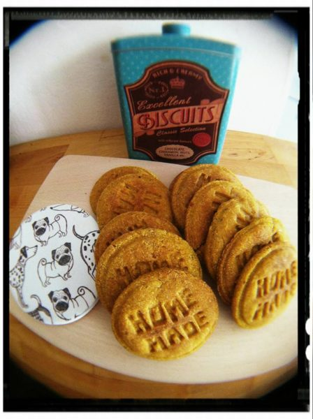 biscotti al salmone con lievito madre