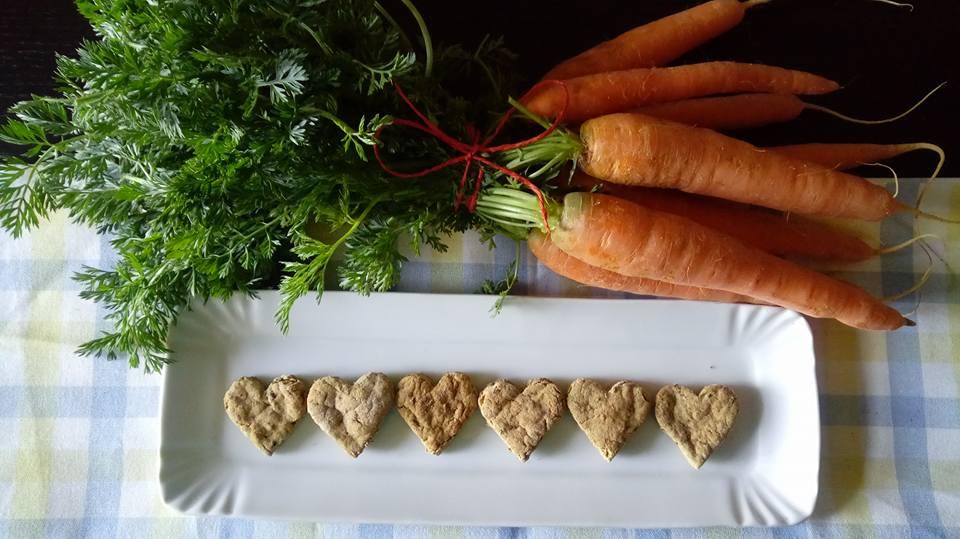 biscotti di cuore grain free e gluten free