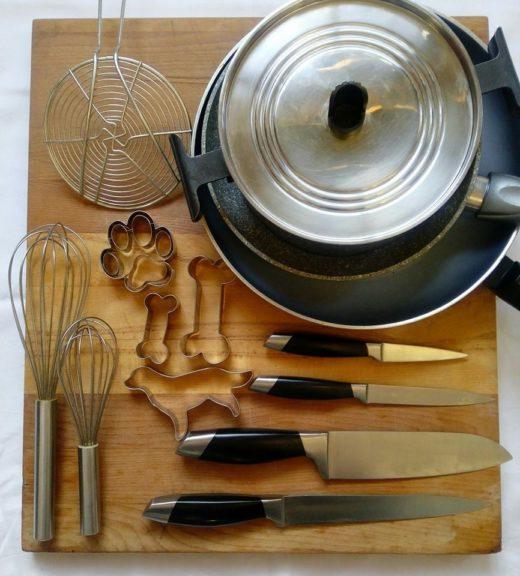 utensili indispensabili in cucina