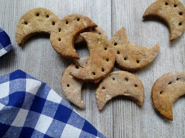 biscotti per cani - lunette alla marinara