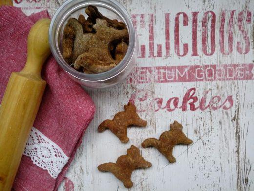 biscotti per gatti al fegato