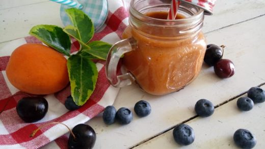 dog-smoothie ricetta anticaldo