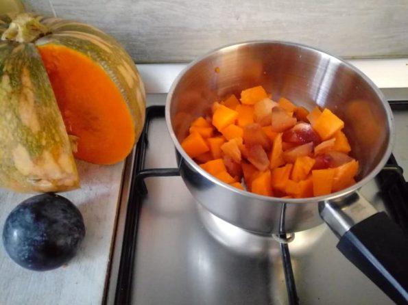tortine di frutta alla zucca