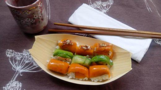 dog-sushi facilissimo fatto in casa