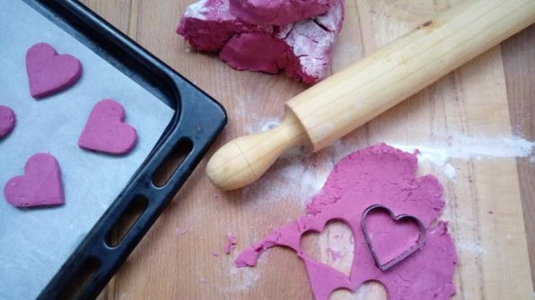 ricetta biscotti fatti in casa