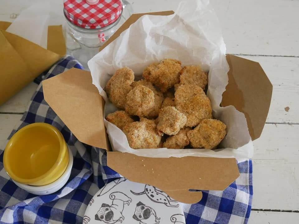 nuggets di pollo mcdonald fatti in casa