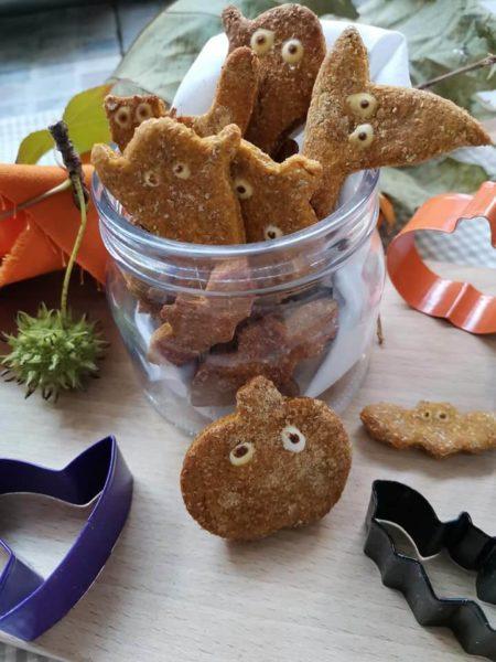biscotti con la zuca per halloween