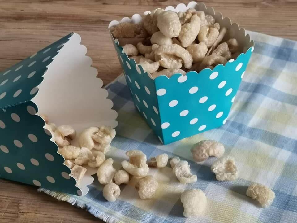 popcorn per cani senza mais