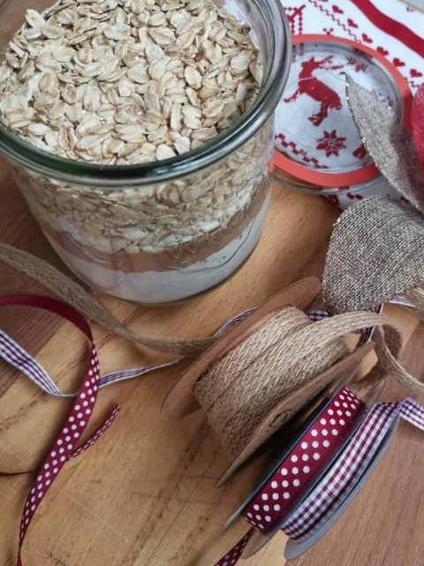 preparato per biscotti fatto in casa