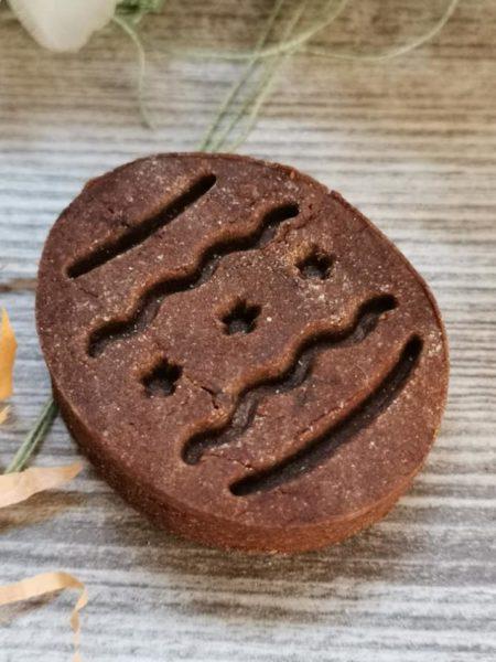 biscotti alle carrube - particolare