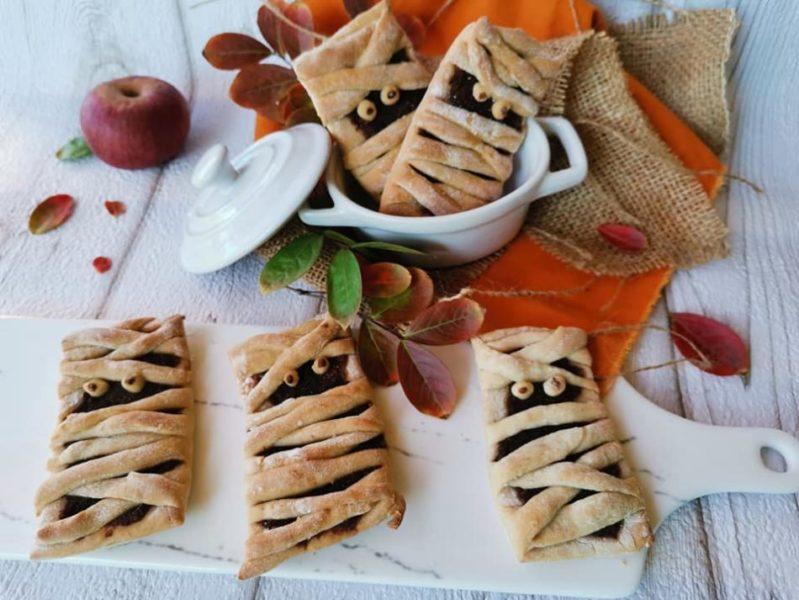 biscotti di halloween mostruosi