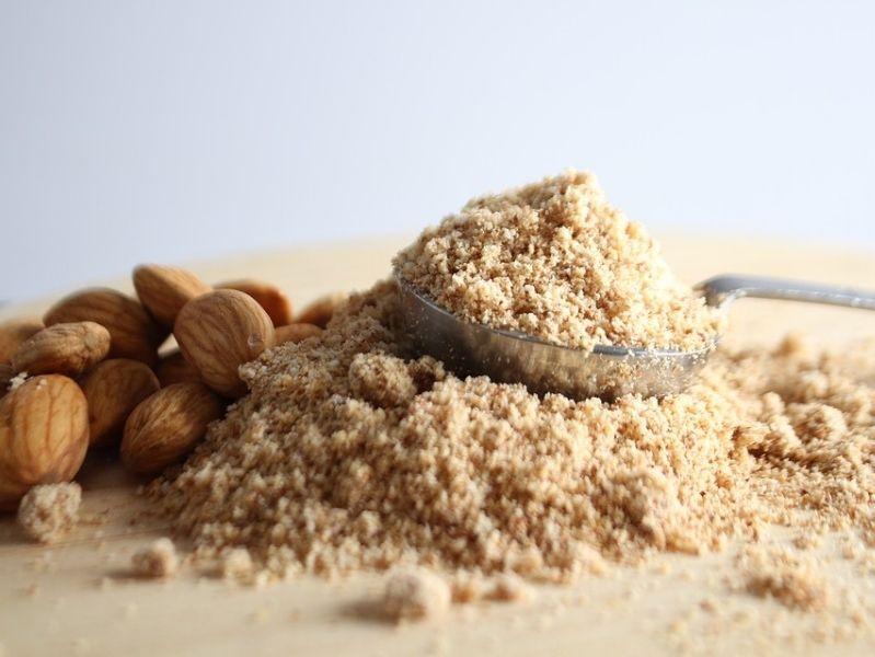 farina di mandorle senza glutine